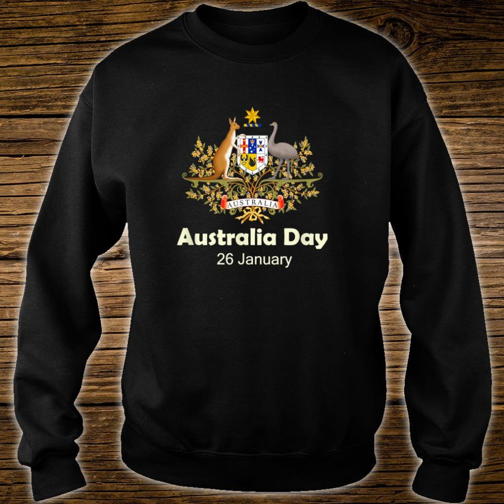 Australia Aussie day January 26 Shirt sweater