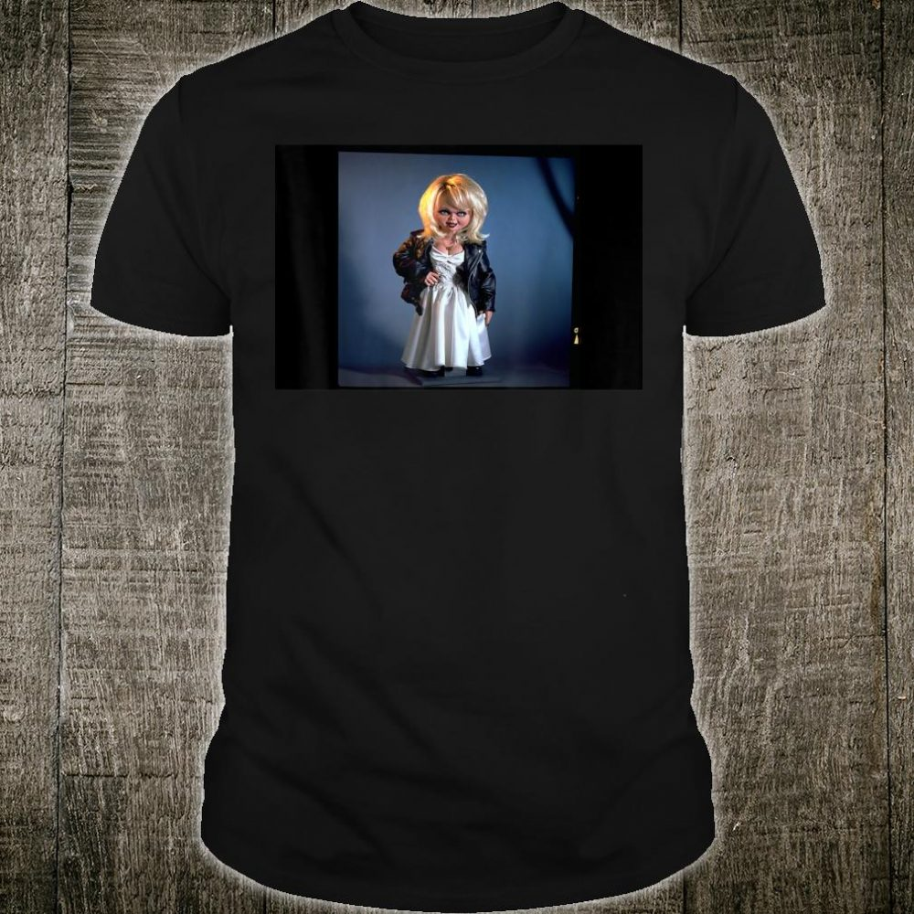 Bride of Chucky Tiffany Hand on Hip Shirt