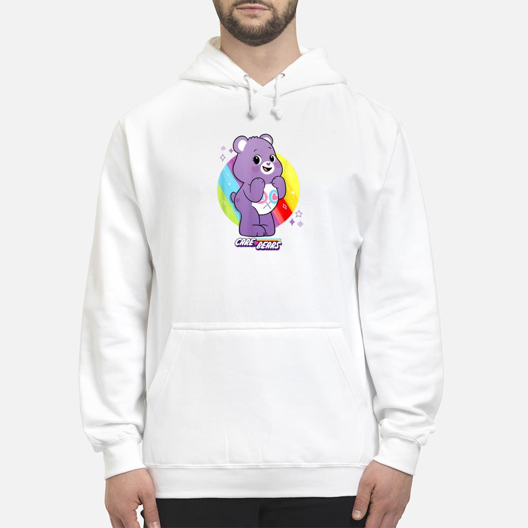 Care Bears Unlock the Magic Share Bear Shirt hoodie