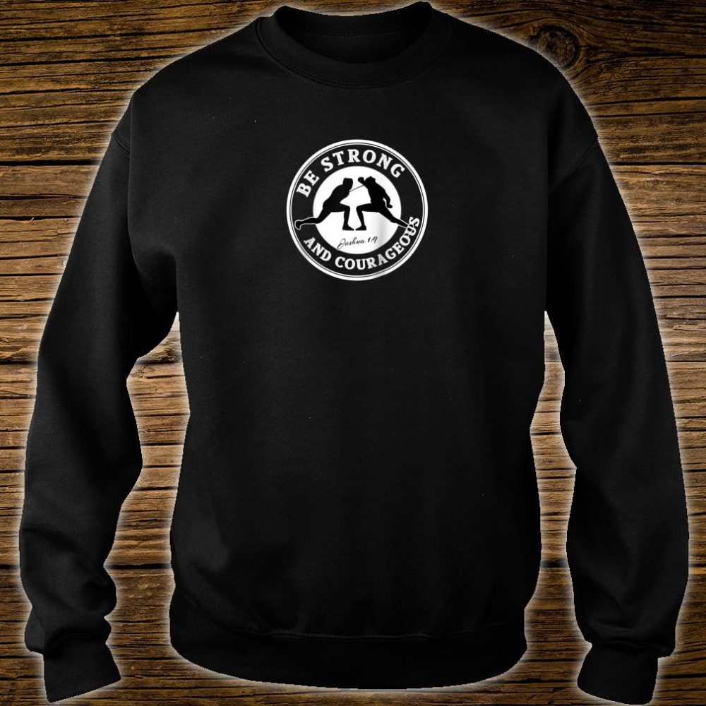 Christian Fencing Shirt sweater