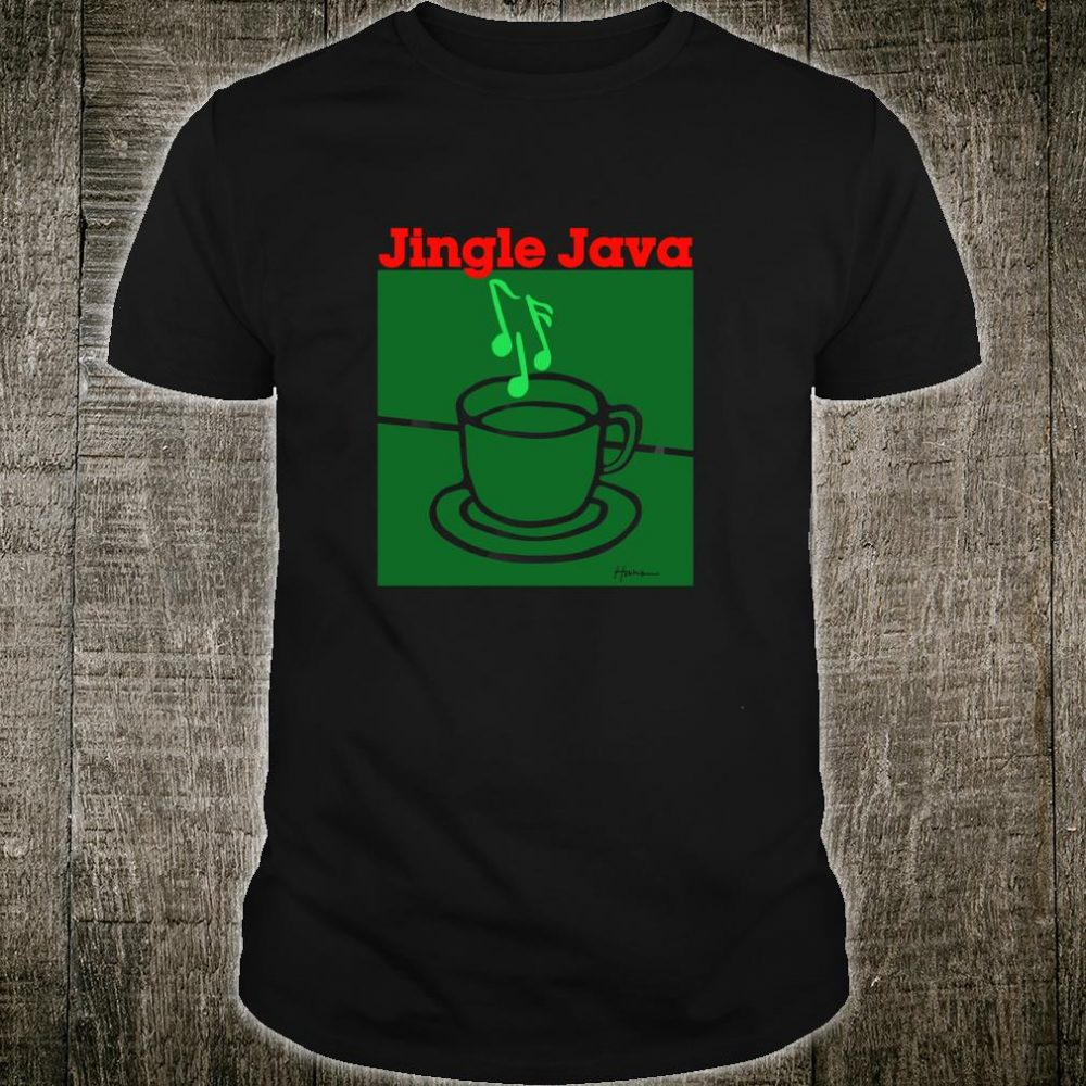 Christmas Coffee for a Sleigh Bells Shirt