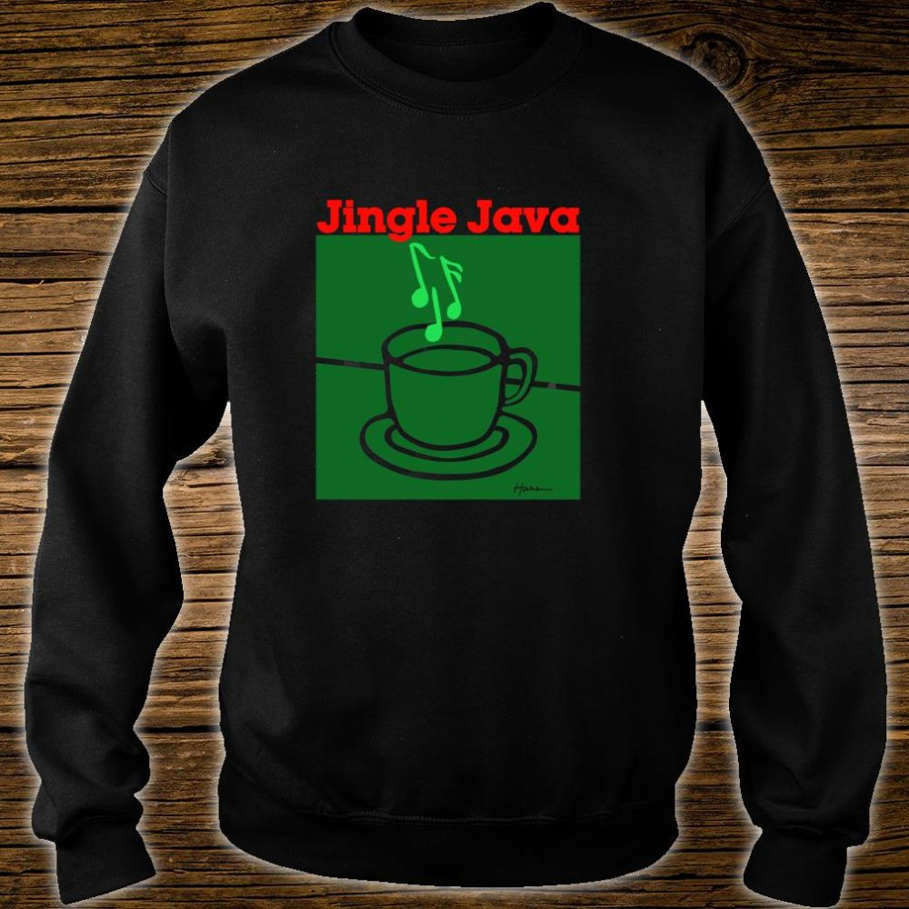 Christmas Coffee for a Sleigh Bells Shirt sweater