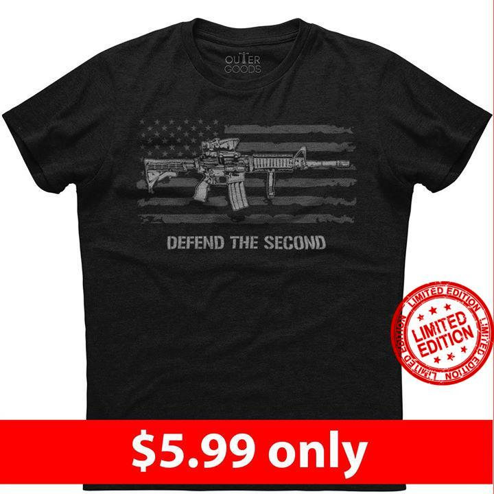 Defend The Second Shirt