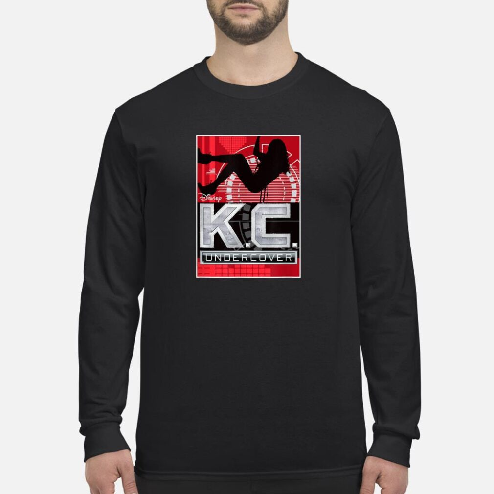 Disney Channel KC Undercover Shirt long sleeved