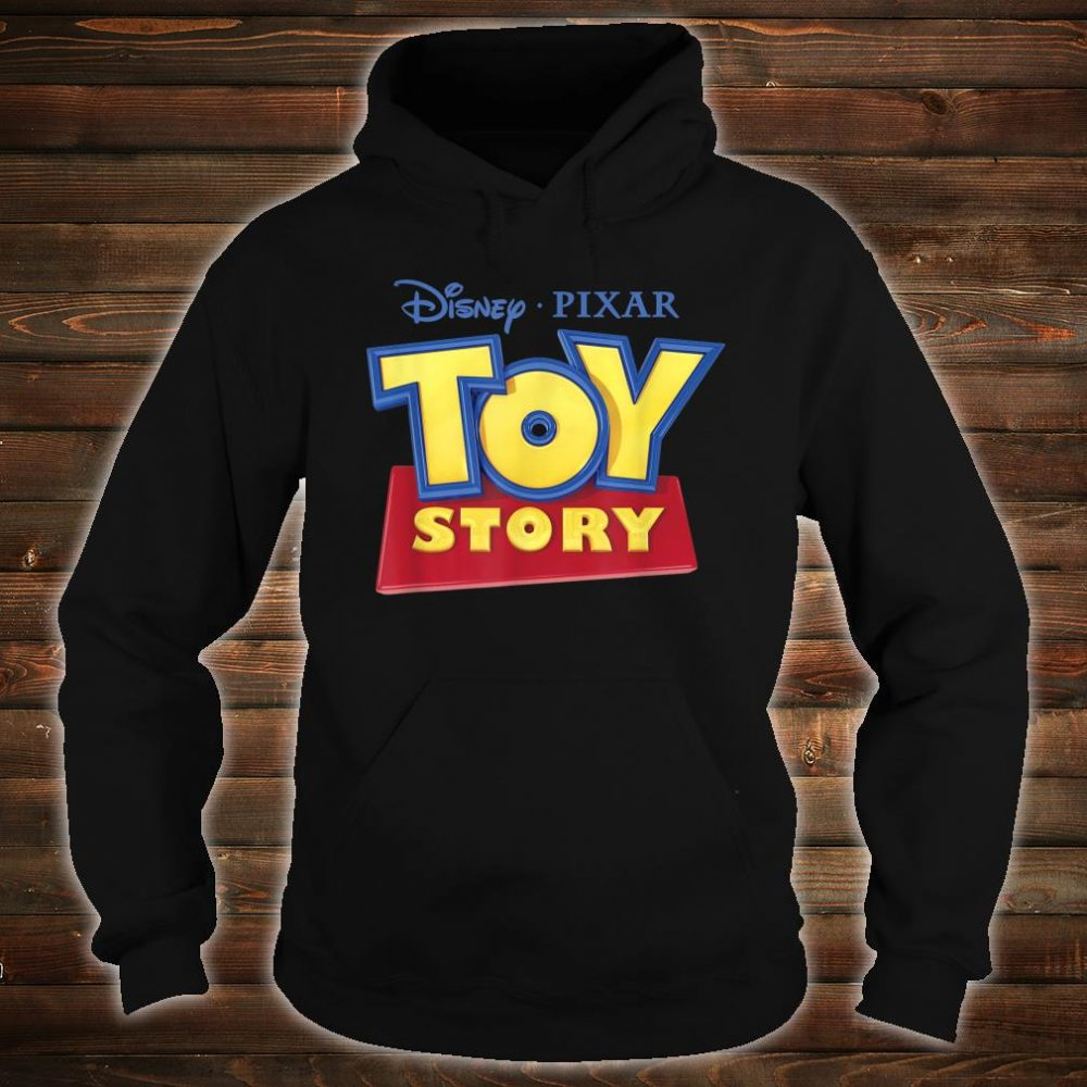 Disney Pixar Official TOY STORY Movie Logo Shirt hoodie