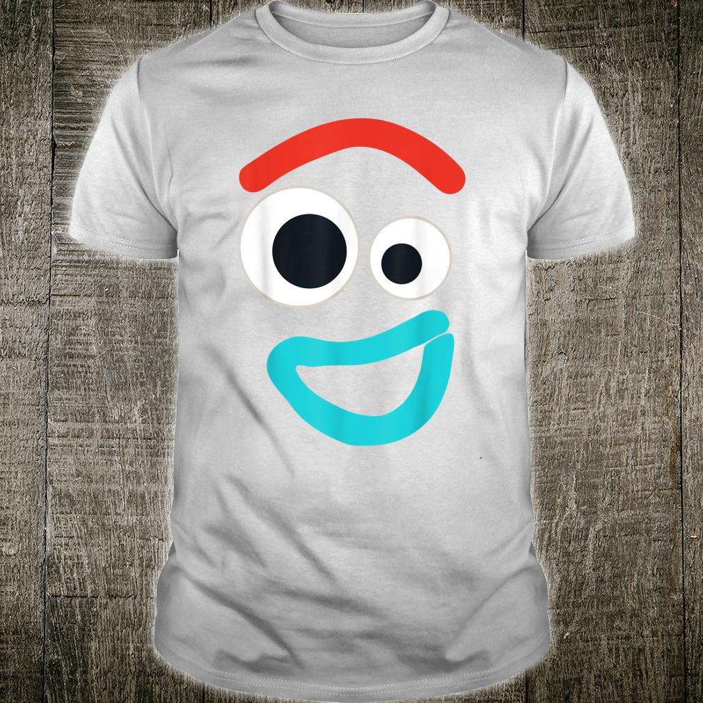Disney and PIXAR Toy Story 4 Forky Smiling Costume Shirt