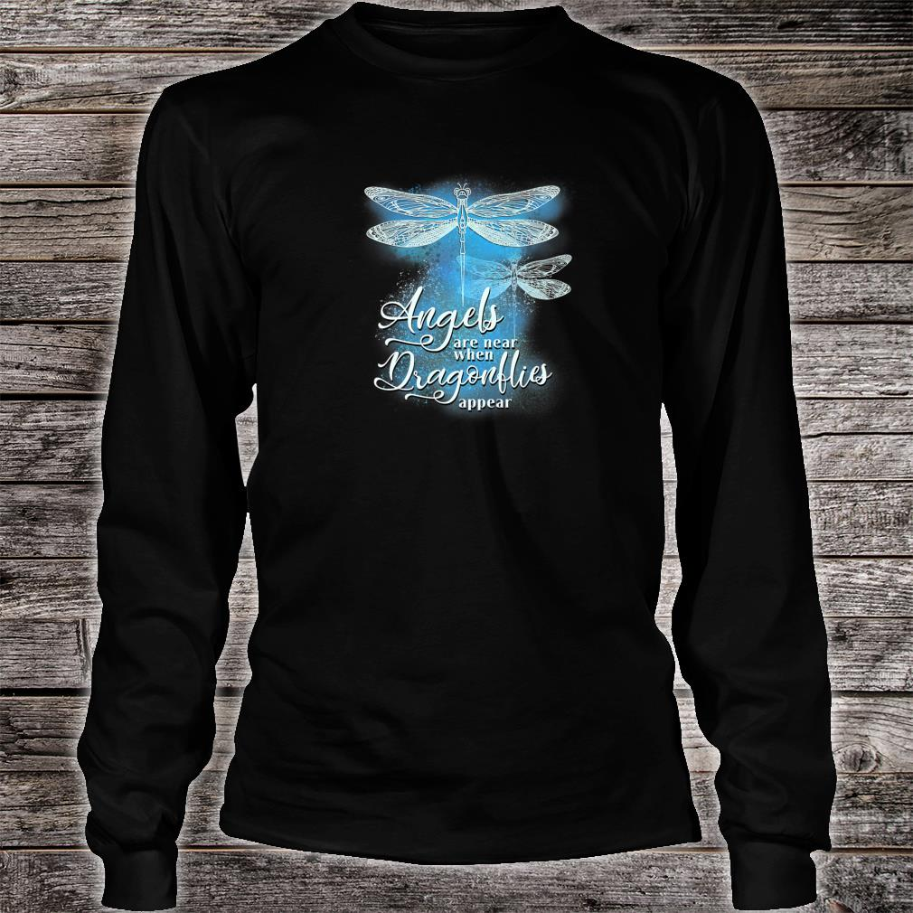 Dragonfly, dragonflies, clothes, hippie, wings Shirt long sleeved