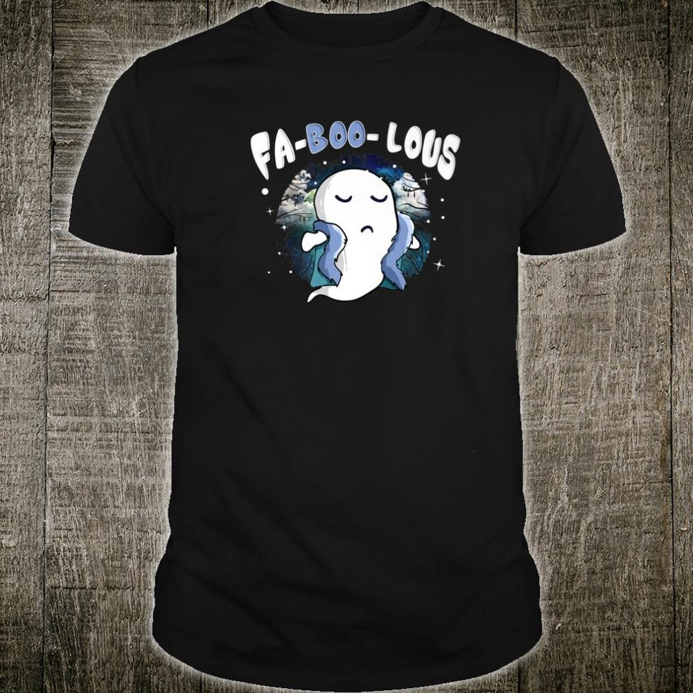 Faboolous Ghost Hunting Design Paranormal Shirt