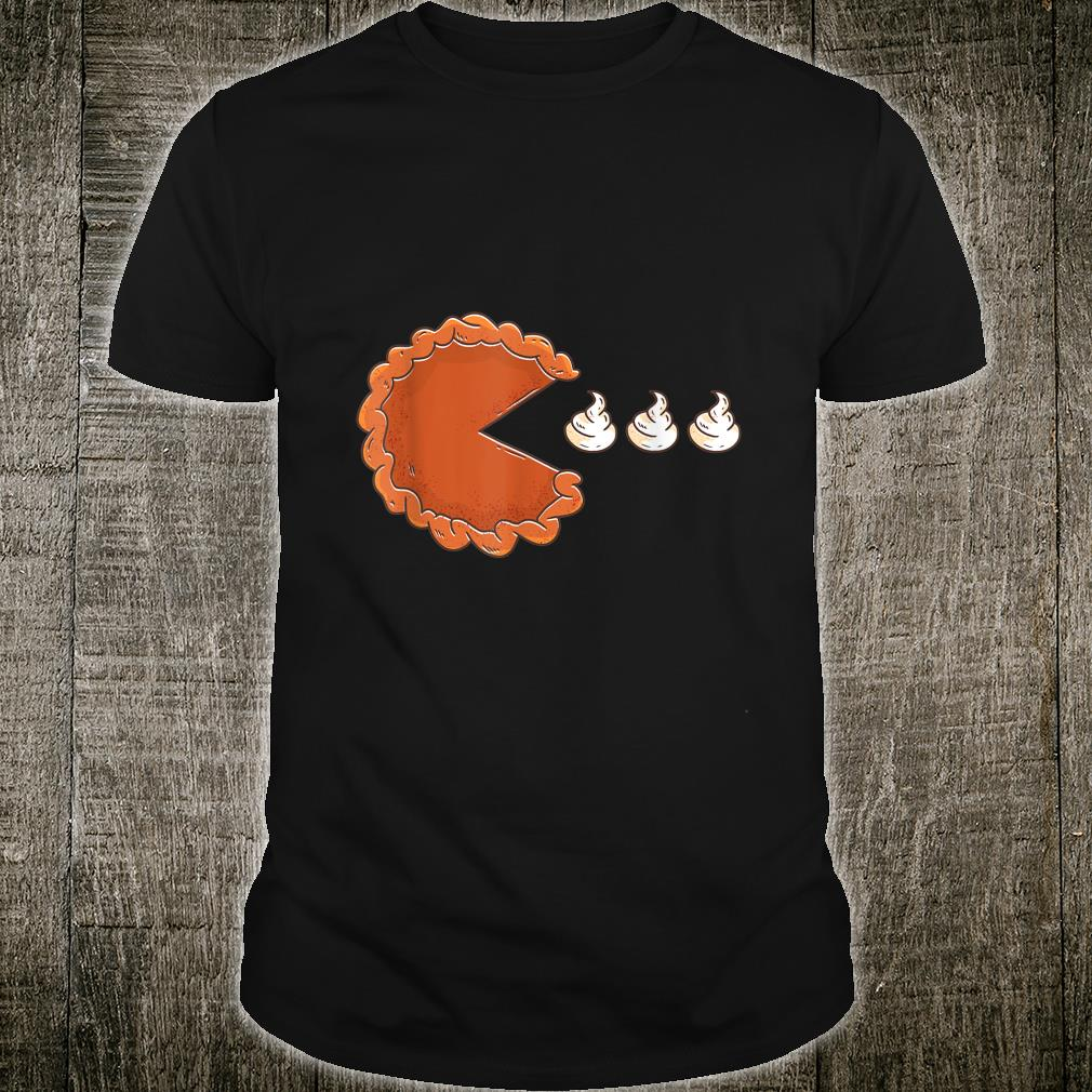 Funny Pie Eating Creme Shirt