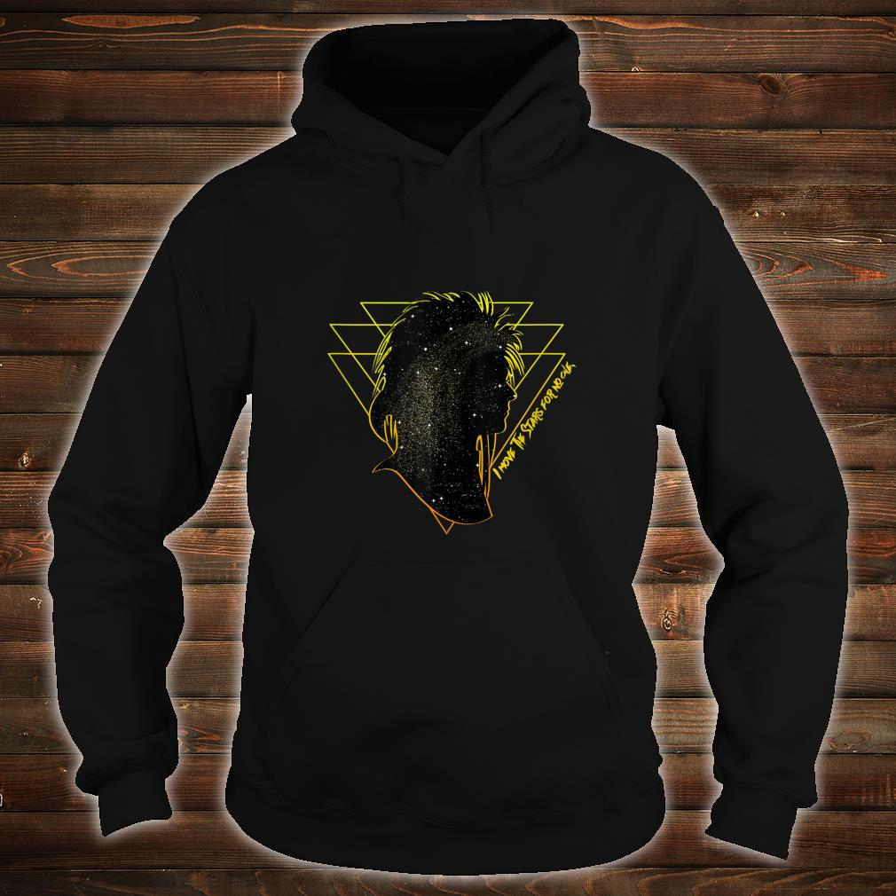 I Move the Stars for No One Goblin King Shirt hoodie