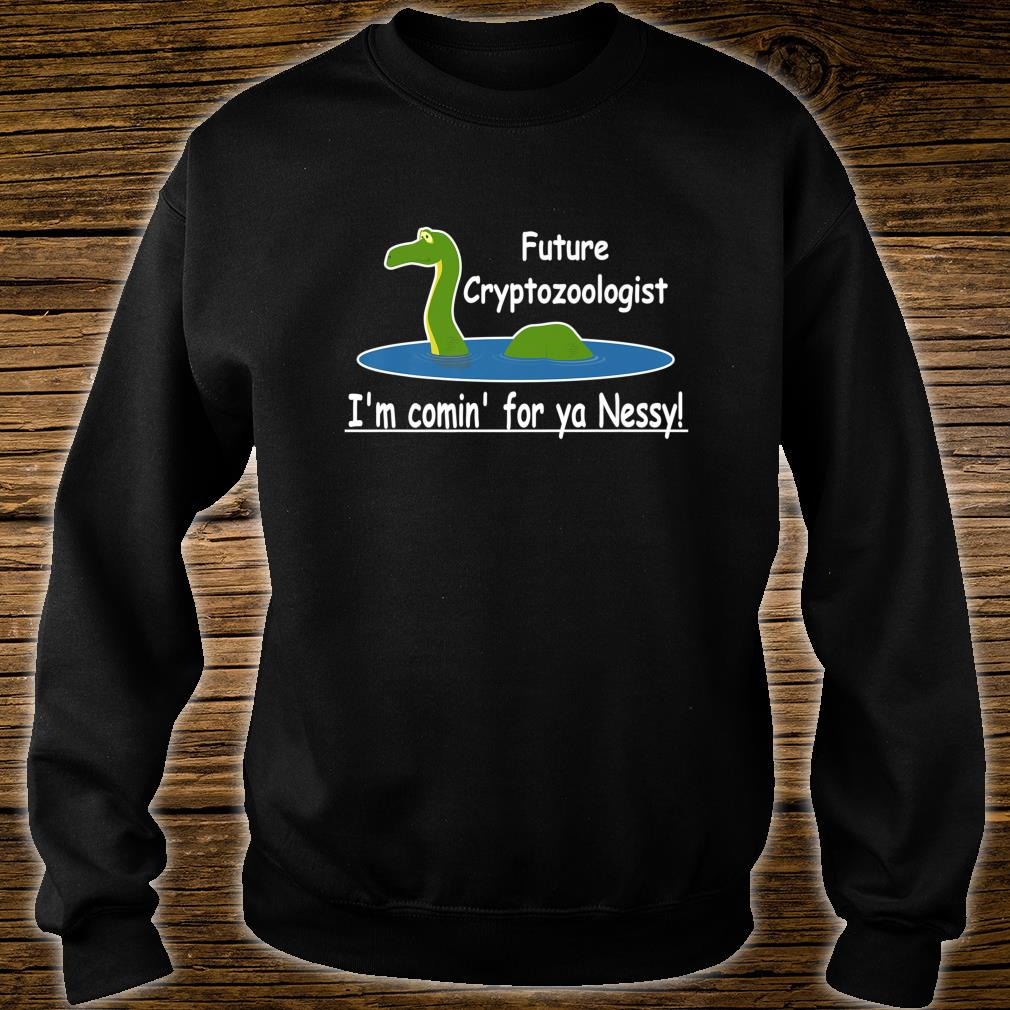 Loch Ness Monster, Cryptozoology, Meme, Cryptids Shirt sweater