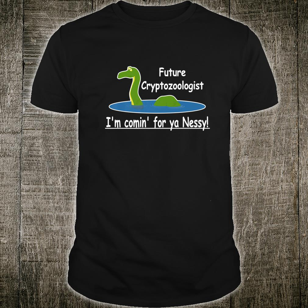 Loch Ness Monster, Cryptozoology, Meme, Cryptids Shirt