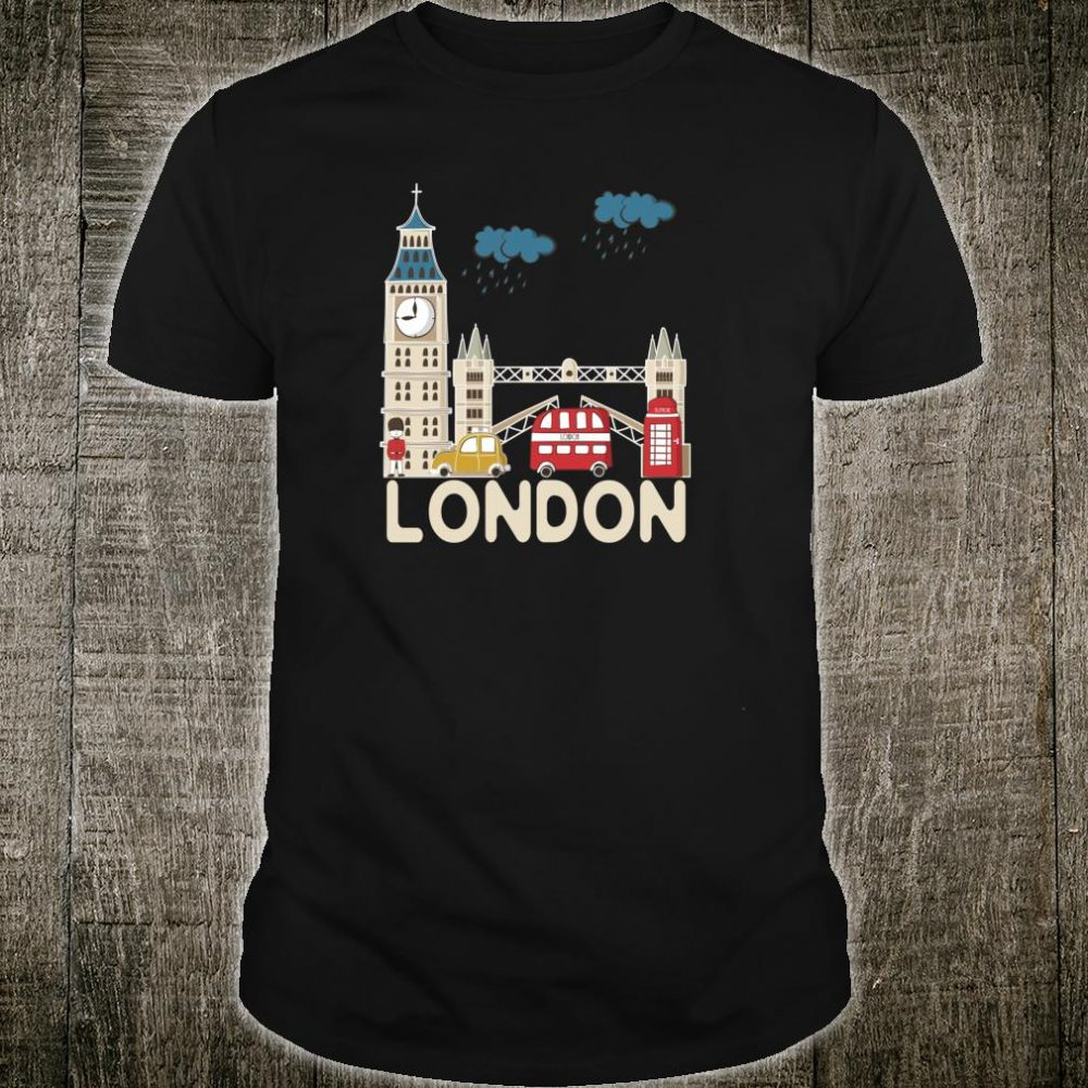 London Souvenir Vintage Shirt