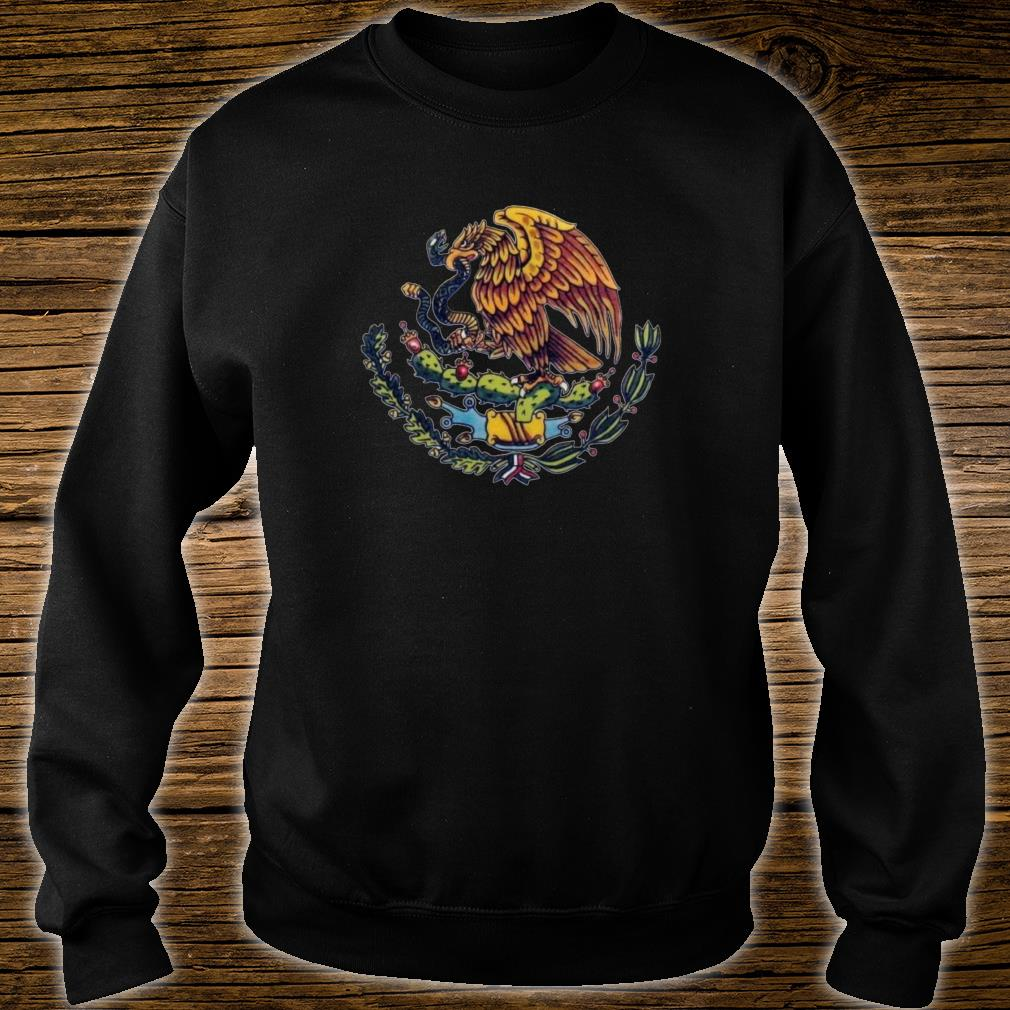 Mexican Eagle Shirt sweater