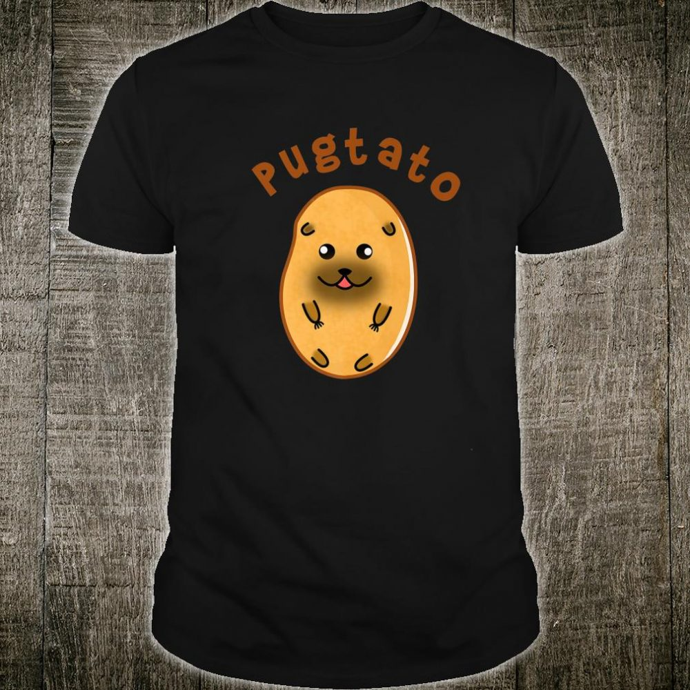 Pugtato Pug Potato Shirt