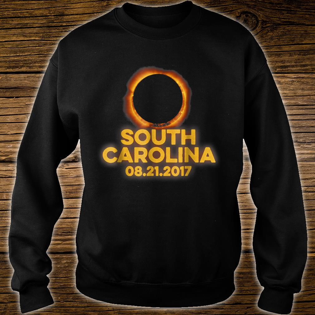 South Carolina August 21st 2017 Total Solar Eclipse Shirt sweater