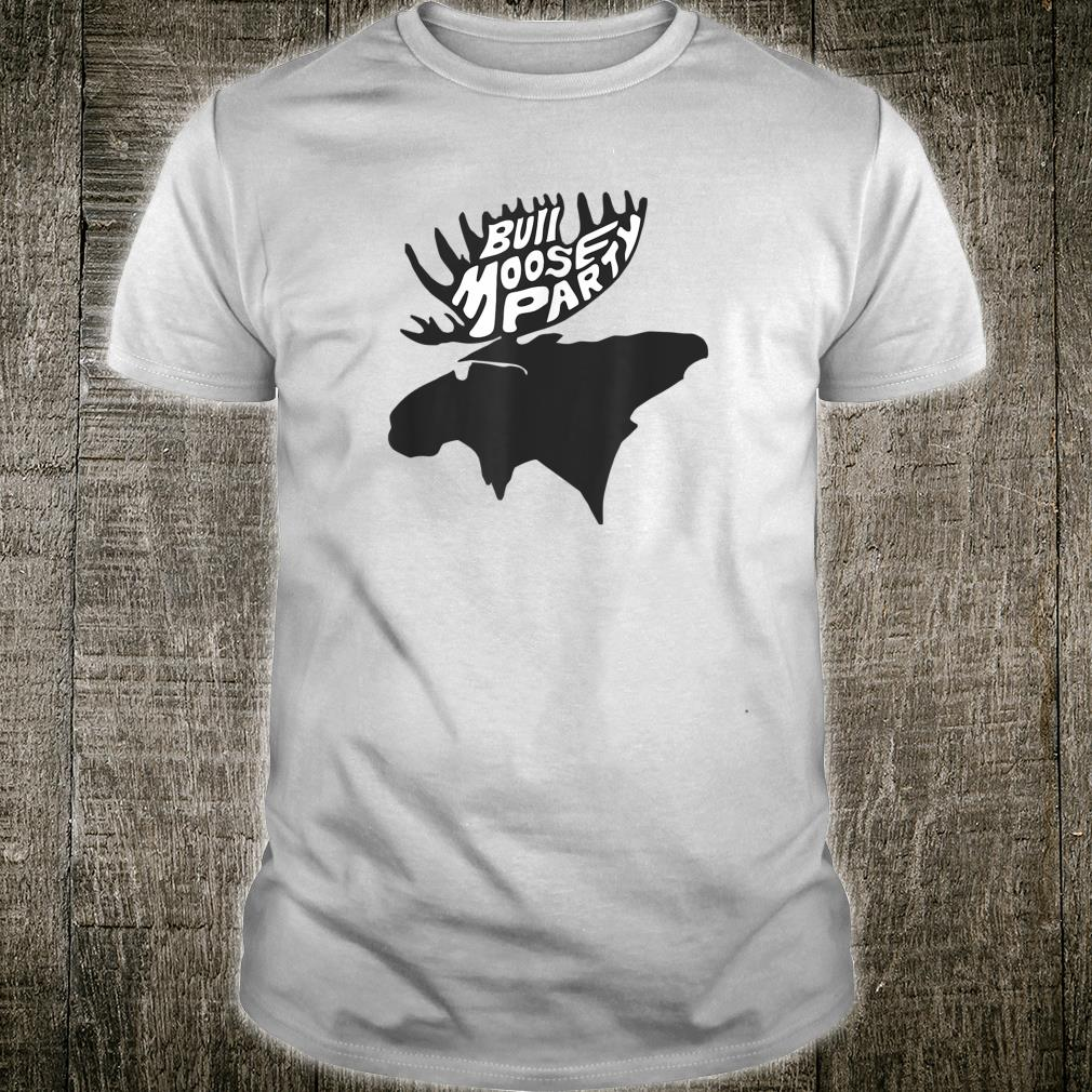 Theodore Roosevelt Bull Moose Party Campaign Shirt