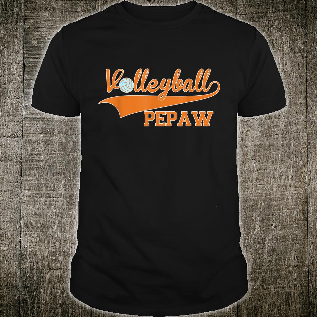 Volleyball Pepaw Shirt